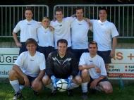 Beim Schoppentunier des 1. FC Rimhorn im Sommer 2006