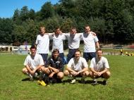 Beim Schoppentunier des 1. FC Rimhorn im Sommer 2007