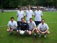 Beim Schoppentunier des 1. FC Rimhorn im Sommer 2009