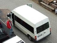 Spargelsafari in Günzburg - 2007