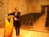 Spargelsafari im Theater Wuppertal